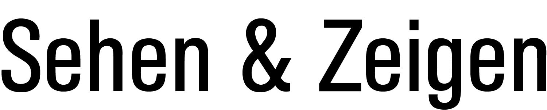 Sehen & Zeigen